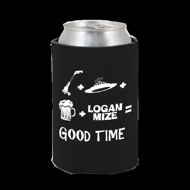 Logan Mize Black Koozie- Pictures