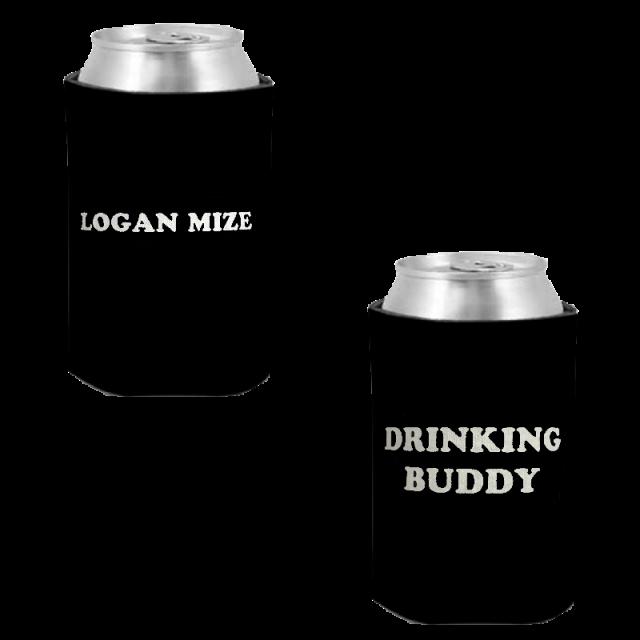 Logan Mize Black Coolie- Drinking Buddy